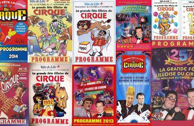 La Grande Fête Lilloise du Cirque est de retou