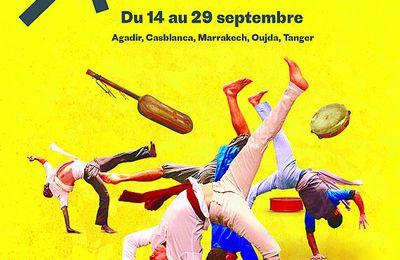 Le Groupe Acrobatique de Tanger présente Halka