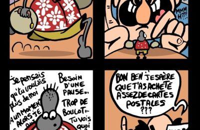 Raymond la mouche: