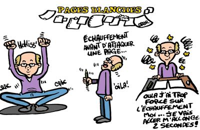 Pages Blanches: