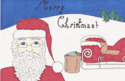 Merry Christmas by Charlotte (3°3)