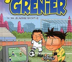 Joueur du Grenier, tome 4, Ma jeunesse sportive: Frédéric Molas et Piratesourcil