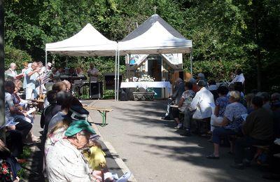 Neufchef : Pèlerinage à l'oratoire de Notre-Dame des Neiges