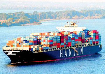 La chute d'Hanjin va impacter le commerce international