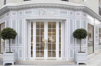 Dior announces higher profits in 2016
