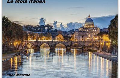 Le mois italien : le bilan
