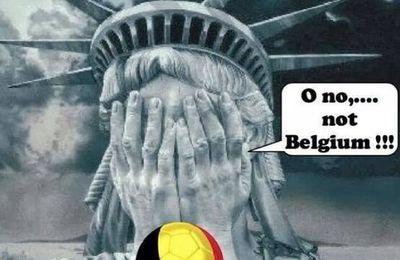 L'humour belge se déchaine #BELUSA #WC14