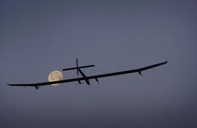The very big trip of Solar Impulse II