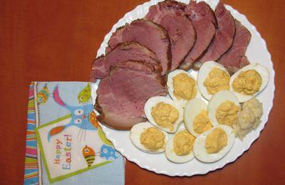 Un petit-déjeuner hongrois de Pâques - par Timea Mazzag