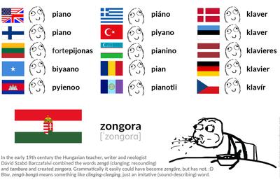 """Dans la série """"le hongrois est une langue magnifique mais..."""" : le piano"""