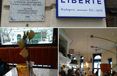 A la découverte des restos de Budapest : on a mangé au Grand Café Liberté
