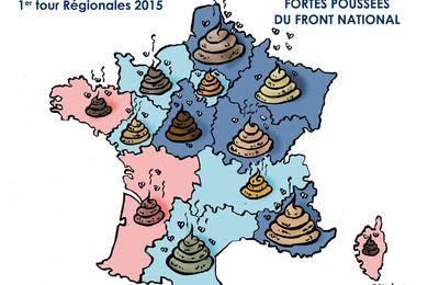 Résultat régionales 2015 – 1er tour Canton LA FERTE s/s JOUARRE