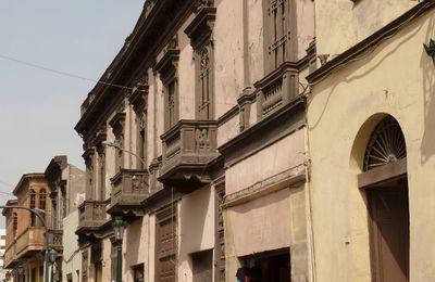 Lima : au gré de nos périgrinations