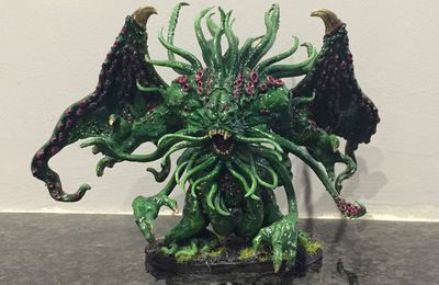 "Cthulhu 🐙 using ""Pride"" from The Others, Seven Sins"
