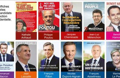 Résultats Garancières - 1er tour Présidentielle