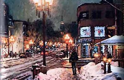 Promenade nocturne - Pierfetz