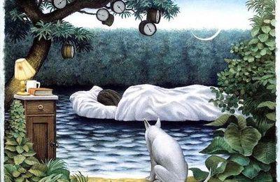 Il ne faut pas éveiller le poète – Denise Bernhardt