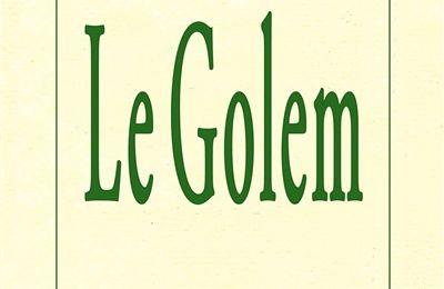 Un Livre Que J'ai Lu (11) : Le Golem (Georges Nataf)