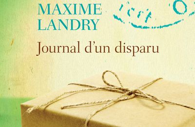 Citation de Maxime Landry