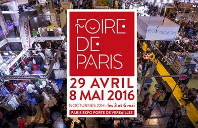Misterbricolo et PiscineSpa.com vous offrent des entrées pour la Foire de Paris !