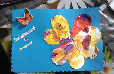 L'heure de la fête des mères, en piste les enfants artistes !