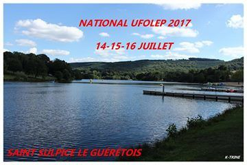 Album photos du National UFOLEP des 50-59 ans et 60 ans et plus à St Sulpice Le Gueretois (23)