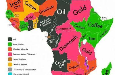 L'Afrique vue de l'Occident!!!