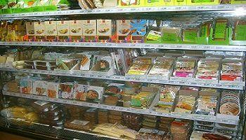 Pour l'instauration d'un rayon végétalien dans tous les supermarchés de France !