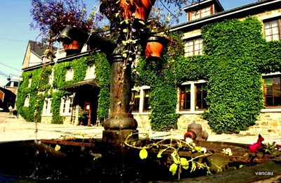 L'Auberge du Sabotier à Awenne-Ardennes belges-St Hubert
