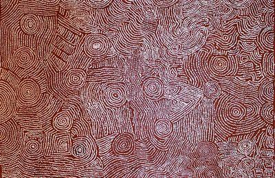 Visions du territoire dans la peinture aborigène du désert