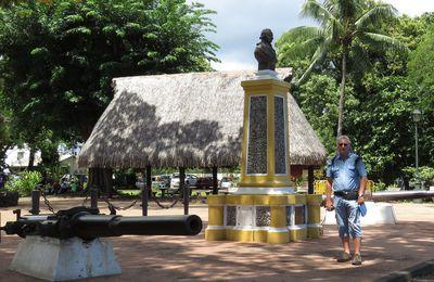 Histoire de rôle….. Le jardin d'Eden de Bougainville