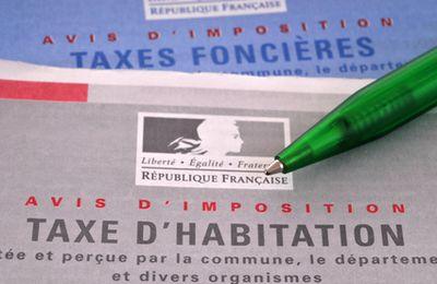 Je vote contre l'augmentation de 10% des taux des impôts locaux