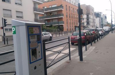 """Le conseil municipal va supprimer le droit au """"forfait résident gratuit"""" pour les habitants des zones de stationnement payant"""