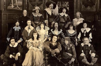 The three musketeers (Fred Niblo, 1921)