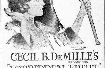 Forbidden fruit (Cecil B. DeMille, 1920)