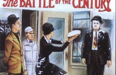 Battle of the century (Clyde Bruckman, 1927)