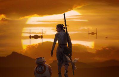 The force awakens (J. J. Abrams, 2015)