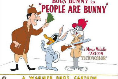 People are bunny (Bob McKimson, 1959)