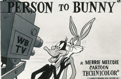Person to bunny (Friz Freleng, 1960)