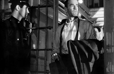 The wrong man (Alfred Hitchcock, 1956)