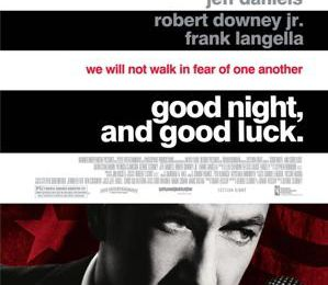 Good night and good luck (George Clooney, 2005)