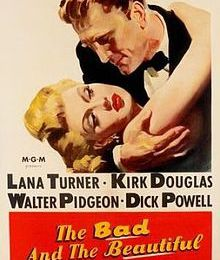 The bad and the Beautiful (Vincente Minnelli, 1952)
