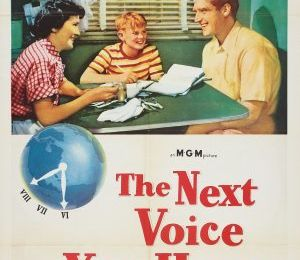 The next voice you hear (William Wellman, 1950)