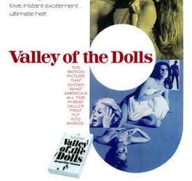 Valley of the dolls (Mark Robson, 1967)