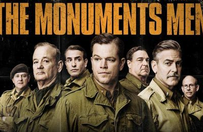 Monuments men (George Clooney, 2014)