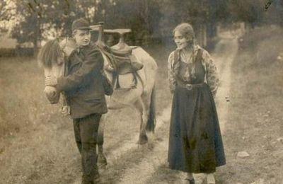 Glomdalsbruden / La fiancée de Glomdal (Carl Theodor Dreyer, 1926)