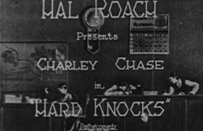 Hard knocks (James Parrott, 1924)