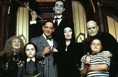 The Addams family (Barry Sonnenfeld, 1991)