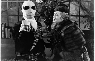 The invisible man (James Whale, 1933)