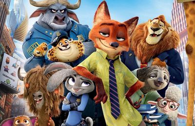 Zootopia (Byron Howard, Rich Moore, 2016)
